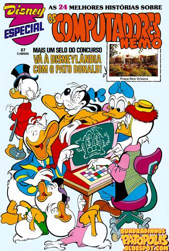 Download de revistas gibis cbr pdf Disney