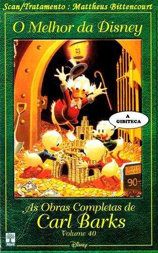 Download de Revistas As Obras Completas de Carl Barks - 40