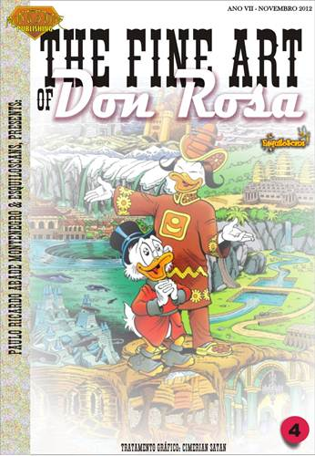 Download de Revistas The Fine Art of Don Rosa - 04