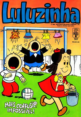 Download de Revista  Luluzinha - 187