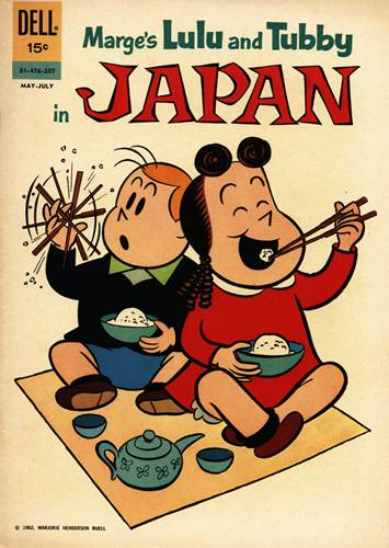 Download de Revista  Little Lulu And Tubby In Japan