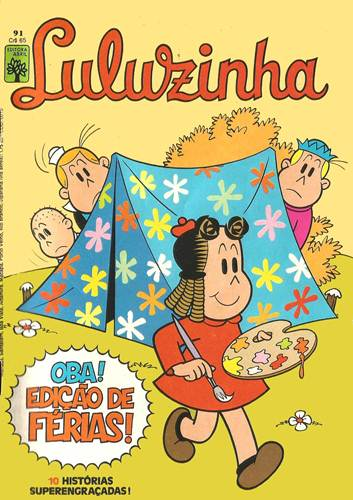 Download de Revista  Luluzinha - 091