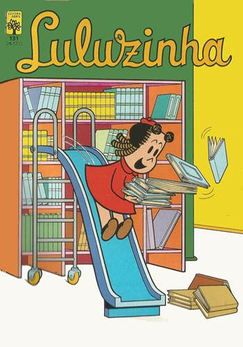 Download de Revista  Luluzinha - 131