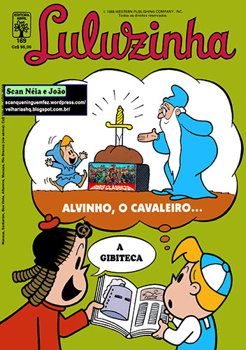 Download de Revista  Luluzinha - 169