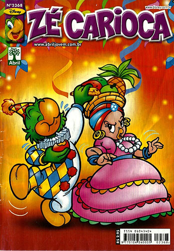 Download de Revista Zé Carioca - 2368