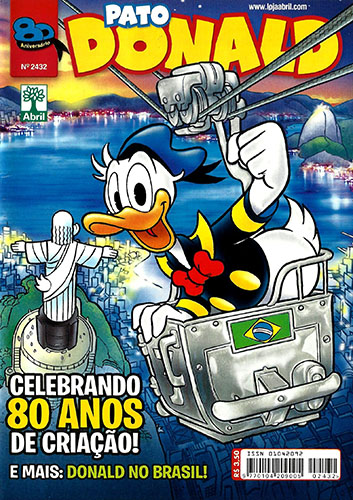 Download de Revista Pato Donald - 2432