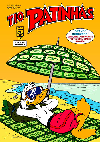 Download de Revista Tio Patinhas - 330