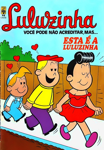 Download de Revista  Luluzinha - 098