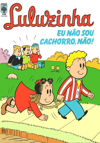 Download de Revista  Luluzinha - 120