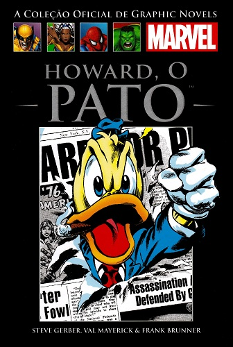 Download de Revista Marvel Salvat Clássicos - 29 - Howard - O Pato