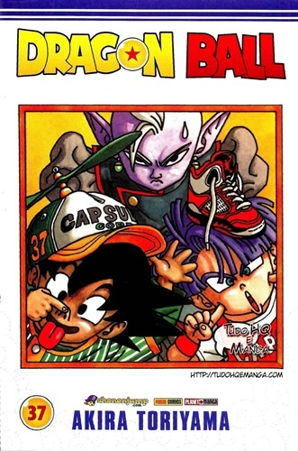 Download de Revista Dragon Ball - 37