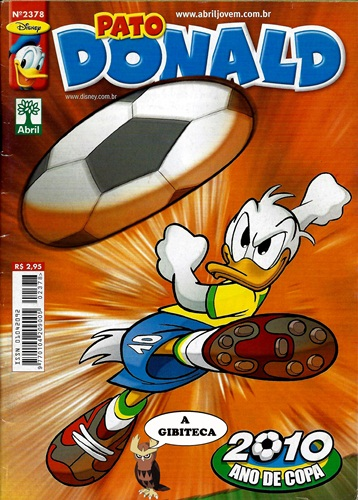 Download de Revista Pato Donald - 2378