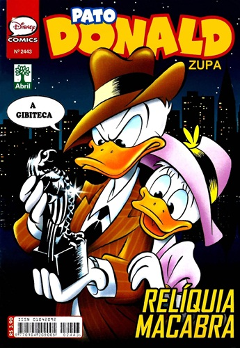 Download de Revista Pato Donald - 2443