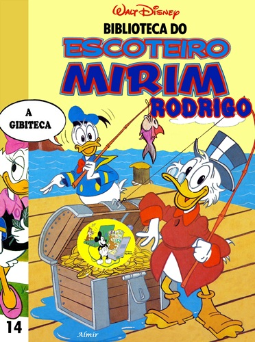 Download de Revista Biblioteca do Escoteiro Mirim - 14