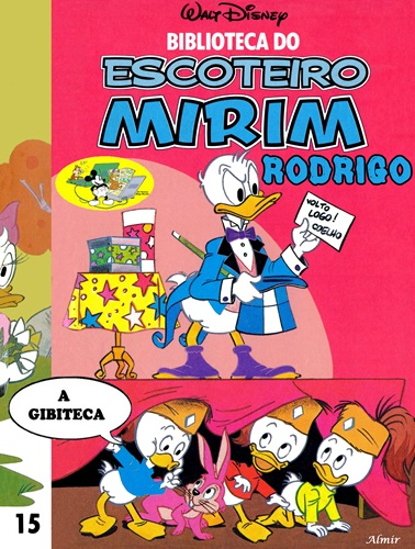 Download de Revista Biblioteca do Escoteiro Mirim - 15