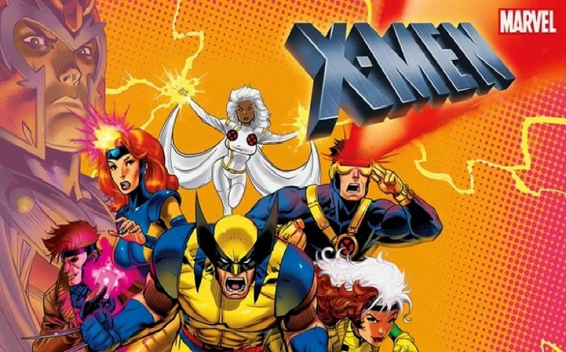 Download de Revista X-Men : The Animated Series